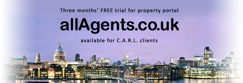 All agents offer...