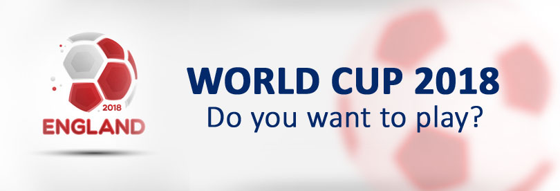 World cup 2018...