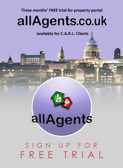Sign Up for allAgents 3 months' trial