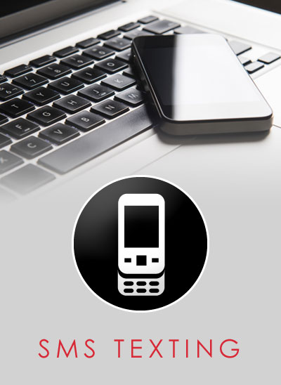 Keeping in touch with SMS Text Messaging